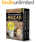 2 in 1 - The Homemade Bread: from the Sourbough to your delicious recipes : 1. The homemade Sourdough Starter - 2. Keto…