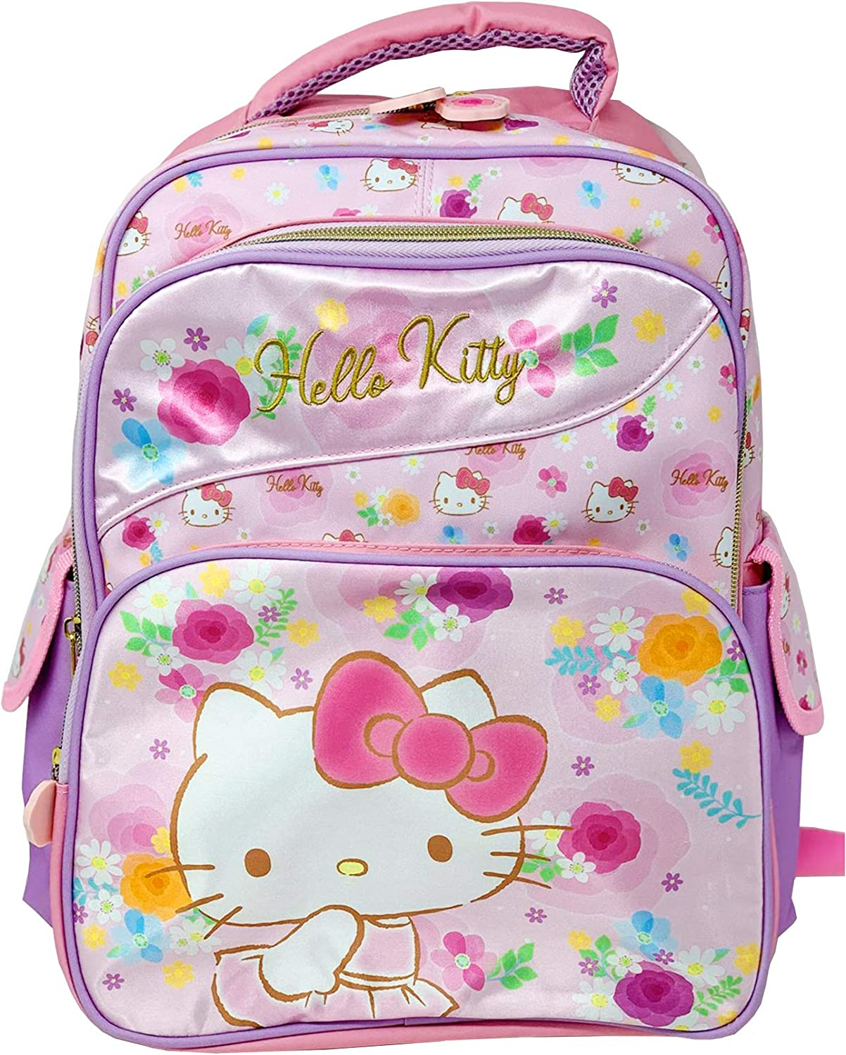 Hello Kitty Backpack Flower Japan Limited Edition 14