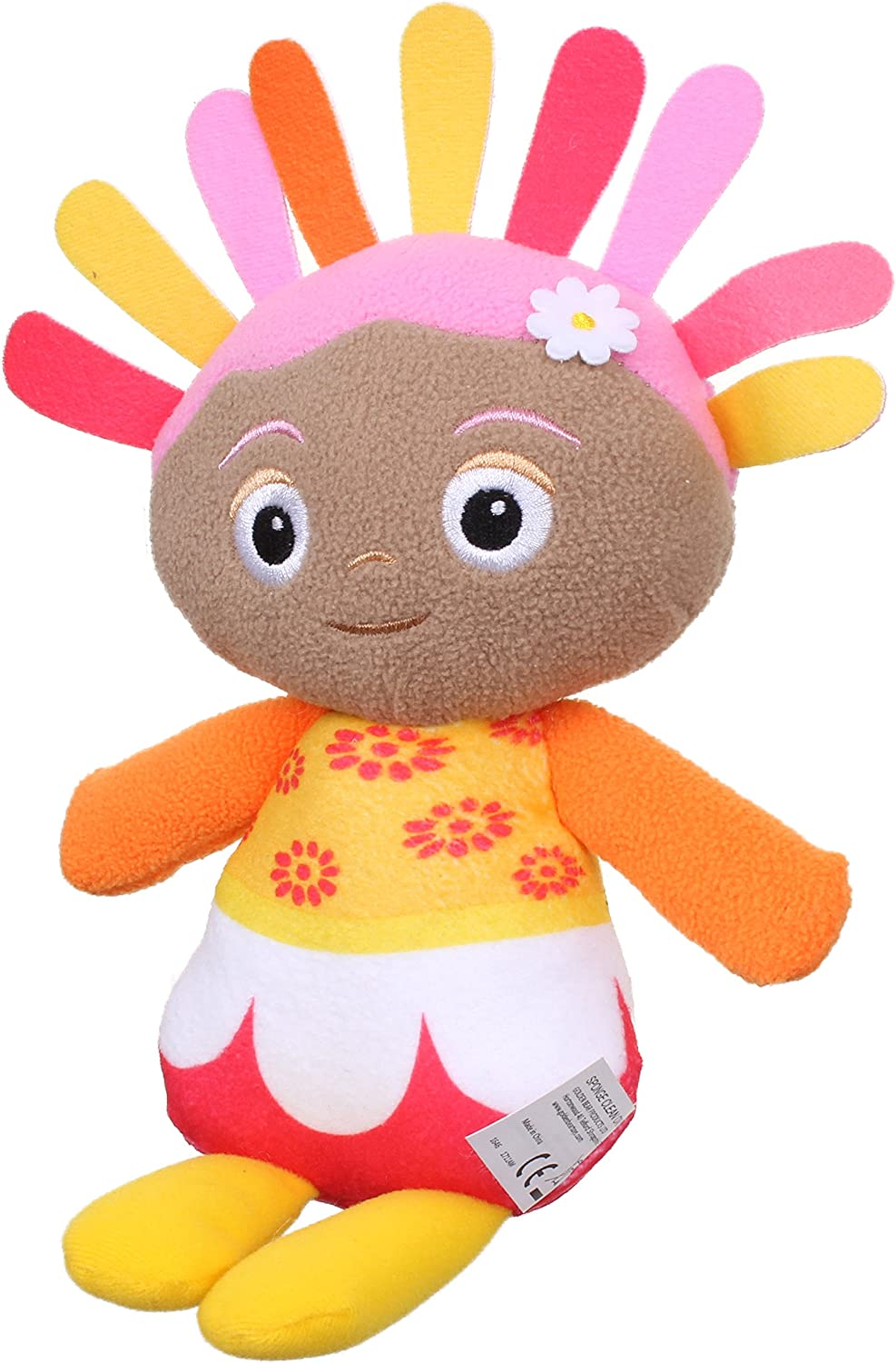 In The Night Garden Snuggly chantant Iggle Piggle Super Douce Peluche Musique Jouet