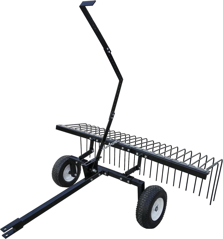 Amazon.com: Yard Tuff - YTF-60PSR Rastrillo para paja ...