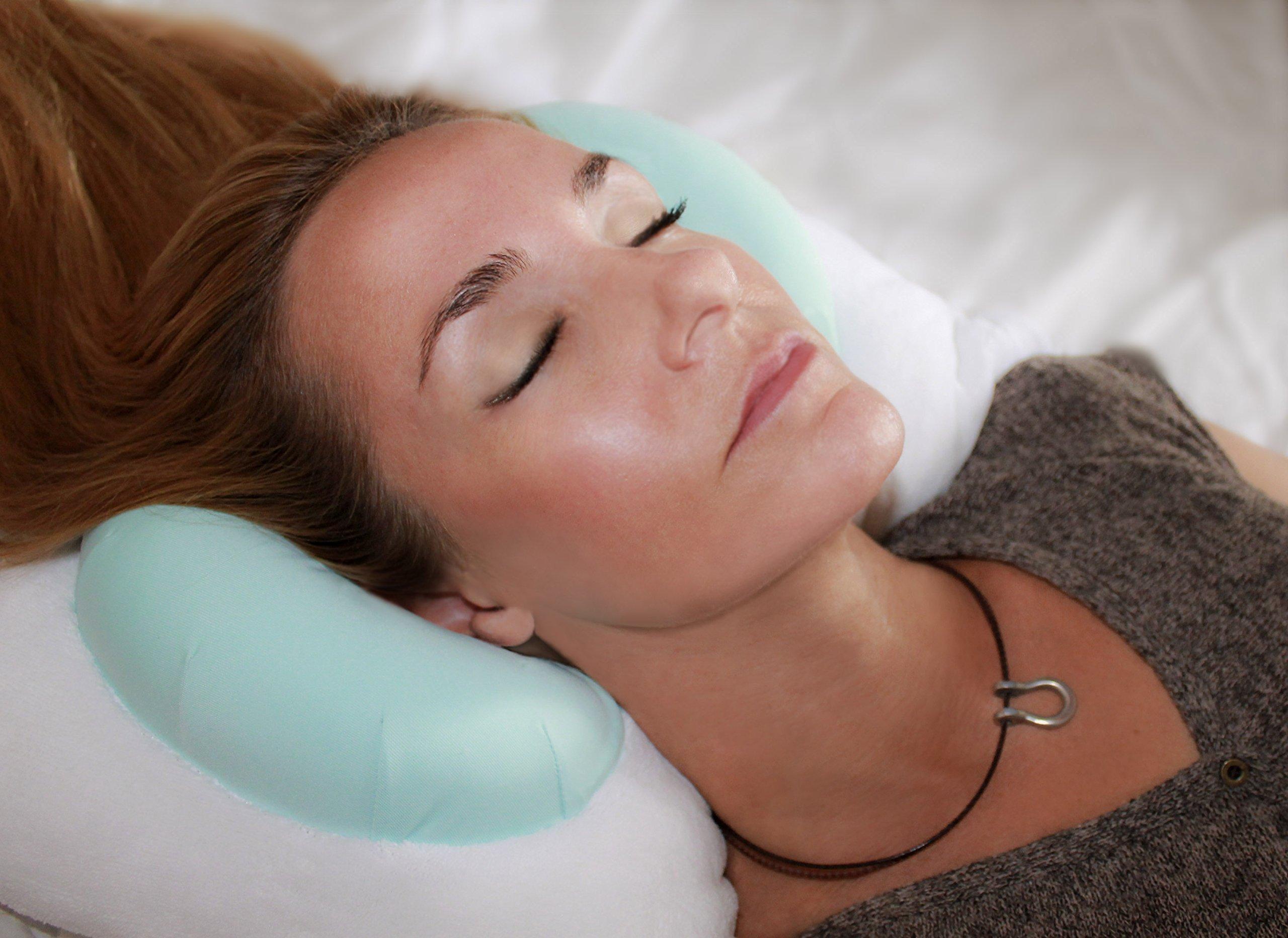 Back to Beauty Anti-Wrinkle Head Cradle (Beauty Pillow by Back to Beauty Anti-Wrinkle Head Cradle