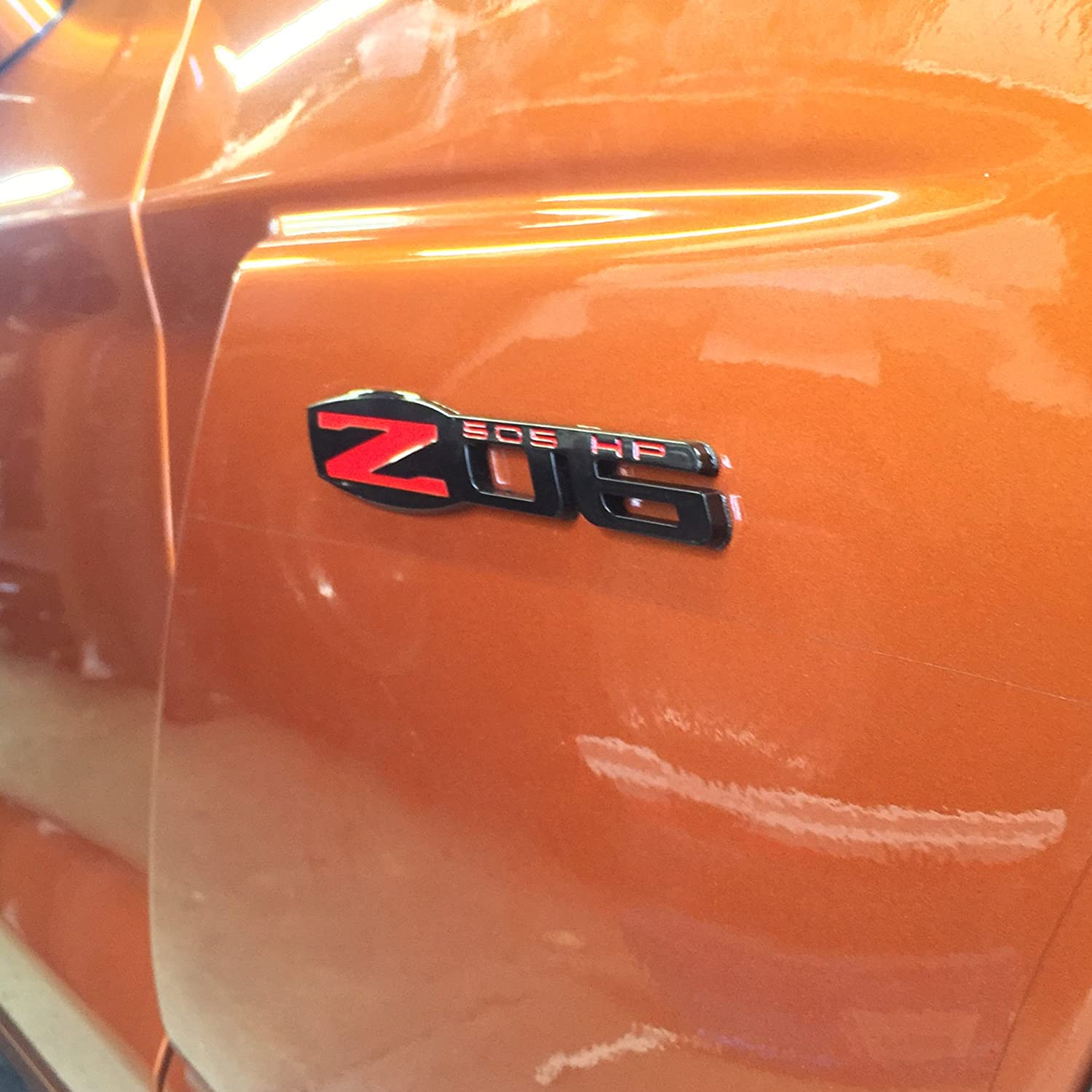 Free Objects In Mirror Are Loosing Stickers Included General Motors Corvette C6 Z06 Chevy Emblems Gloss Black 2005-2013