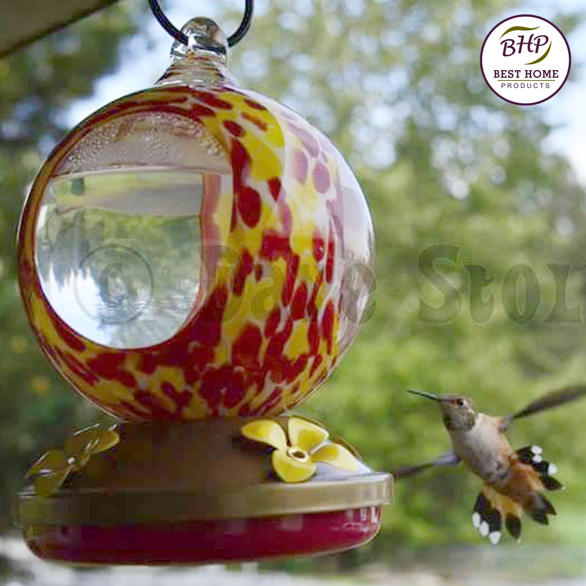 this decorative with return pin feeder harmony soon red feeders will the gorgeous be hummers ready hummingbird