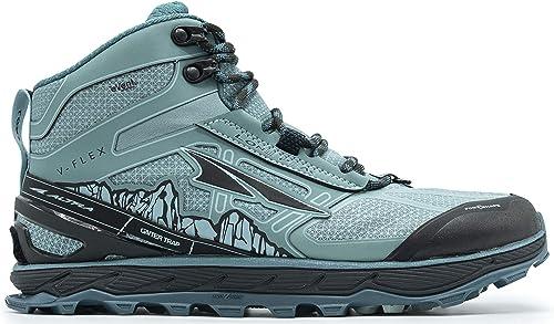 ALTRA Lone Peak 4 Mid RSM - Zapatillas de correr impermeables para ...