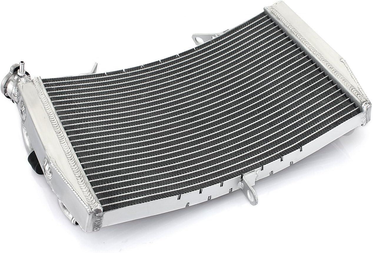 refrigeraci/ón del motor TARAZON Moto Radiador Enfriamiento de Aluminio para Yamaha YZF-R1 YZF R1 2007 2008 07 08