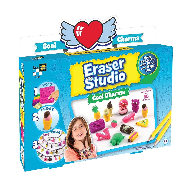 Beluga Spielwaren 50708 Eraser Studio Cool Charms Bunt Amazonde Spielzeug