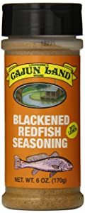 Cajun Land Blackened Redfish Seasoning, 6 Ounce