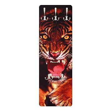 Perchero de - Wild Tiger 139 x 46 x 2 cm, COATRACK, Perchero ...