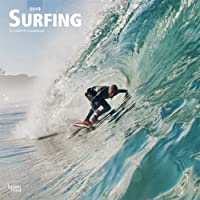 Surfing 2019 Calendar