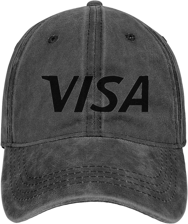 Mens and Womens Visa SVG Png Icon Free Download Trucker Flat Baseball HatAdjustable Flatbrim