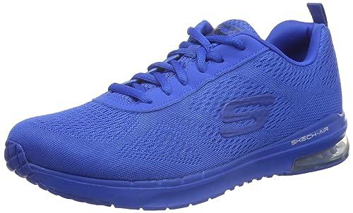 Skechers Women's Skech-Air Infinity Vivid Color Fashion Sneaker, Blue, ...