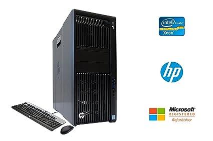 Amazon com: HP Z840 Professional Workstation Intel Xeon 12