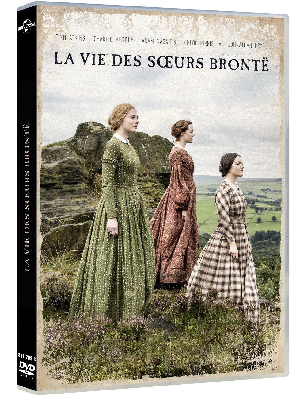 To walk invisible, un biopic des soeurs Brontë pour la BBC - Page 6 81UNfXehdHL._SL1290_