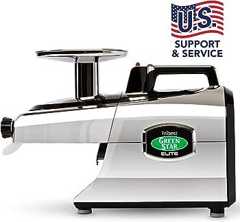 Tribest GSE-5050 Greenstar Elite Cold Press Juicer