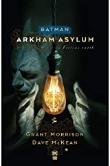 Batman: Arkham Asylum New Edition Kindle Edition