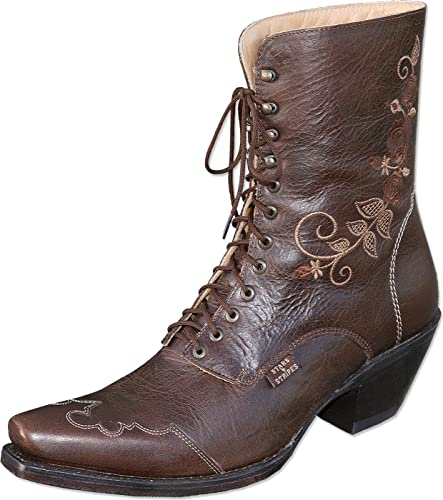 Stars & Stripes Western-Boots »ROSI« Braun (38) C79G2