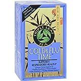 Triple Leaf Tea Cold and Flu Time - 20 Tea Bags - Case of 6