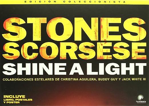 Shine a light (Edición coleccionista) [DVD]: Amazon.es: Mick ...