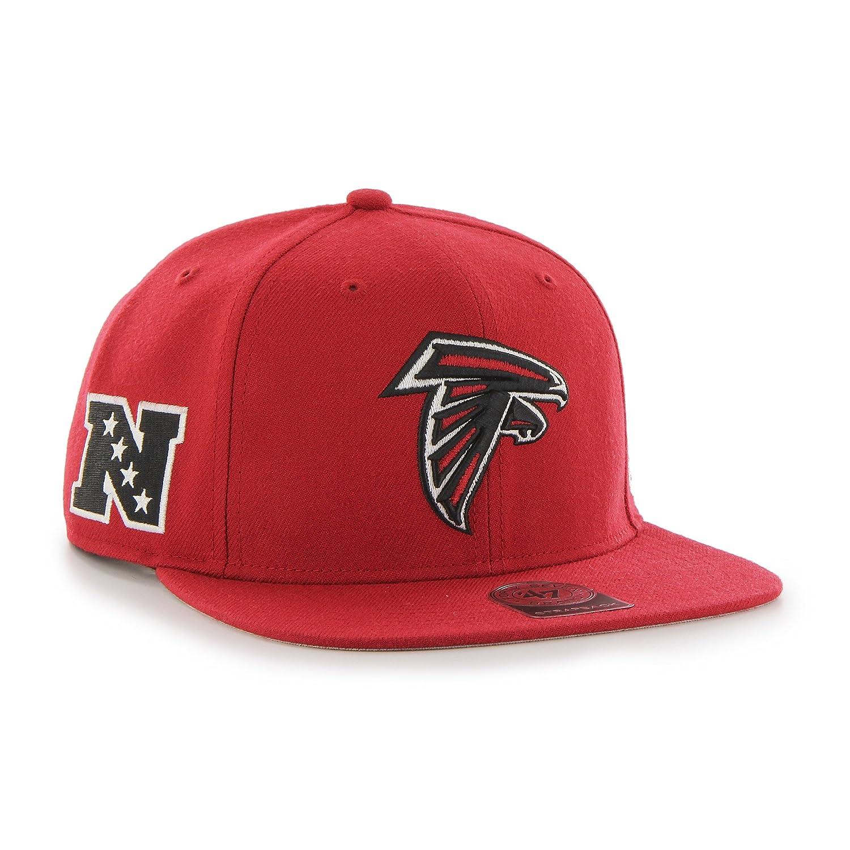 f0fde9f102d Amazon.com    47 NFL Atlanta Falcons Super Shot Captain Adjustable ...