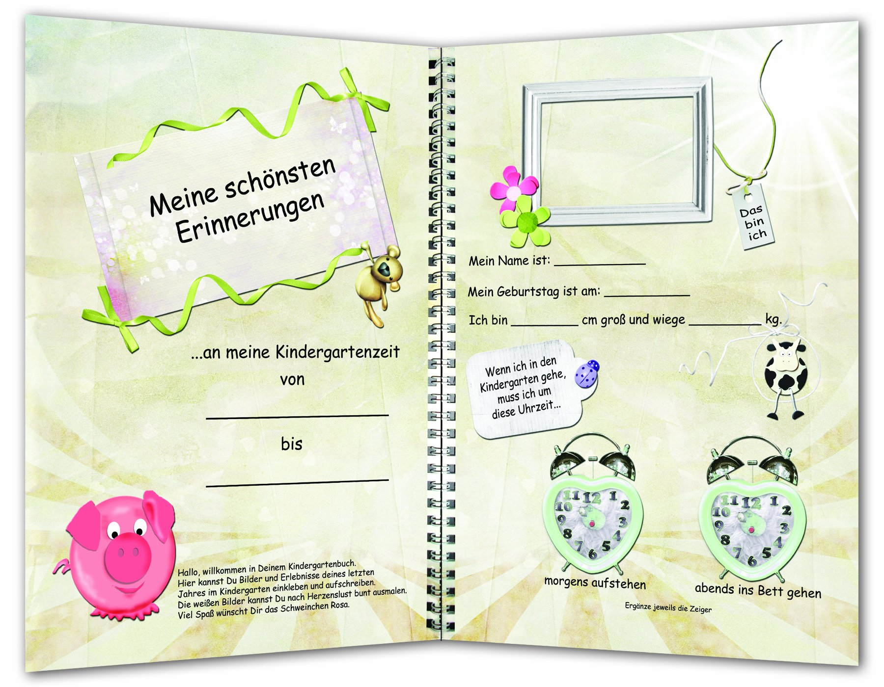 Mein Letztes Kindergartenjahr Erinnerungen An Die Kindergartenzeit
