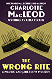 The Wrong Rite (The Madoc and Janet Rhys Mysteries)