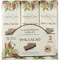 Chocolates Simón Coll Chocolate 99% Cacao - 16