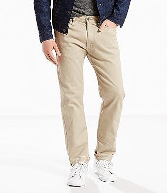 3b3aeb1faec Levi's Men's 513 Slim Straight Jean: Amazon.in: Clothing & Accessories