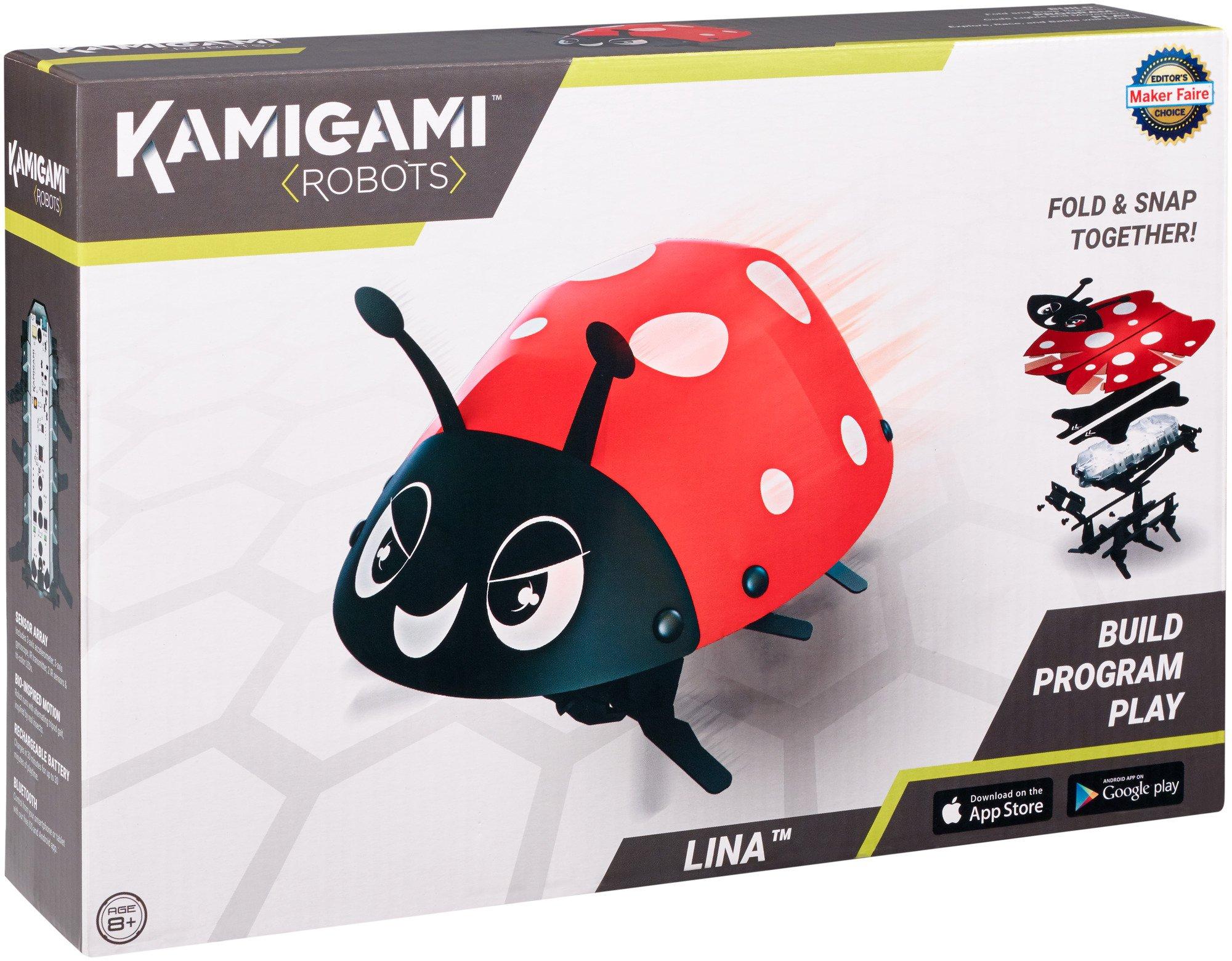 Kamigami Lina Robot by Mattel (Image #12)