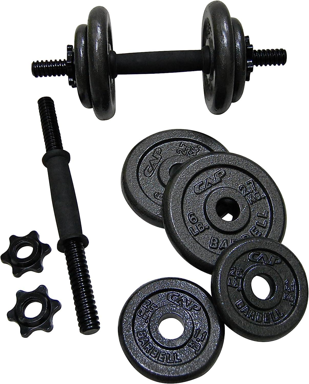 CAP Barbell RSWB-CS040T Adjustable Dumbbell Set 40 Pounds