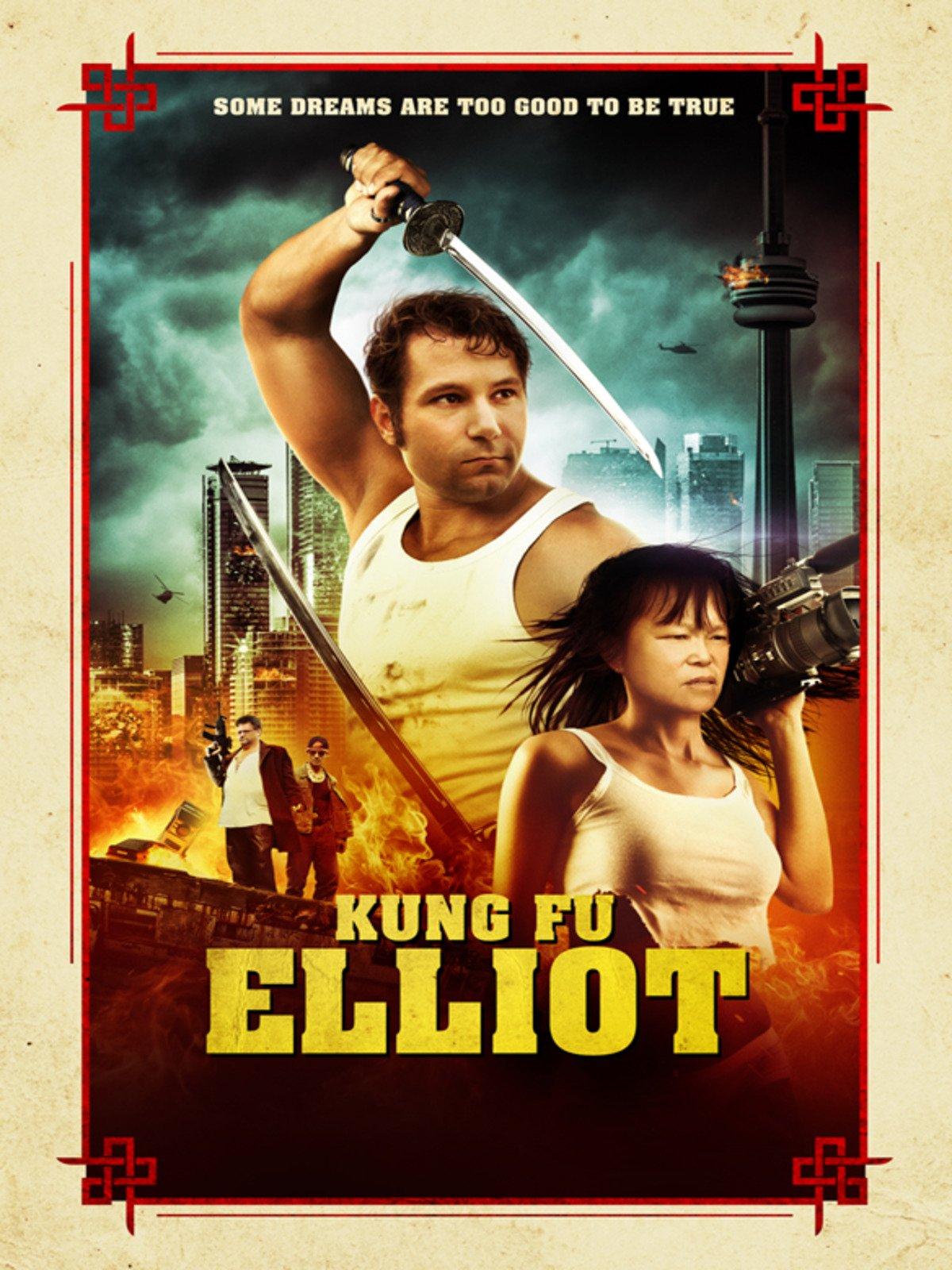 Kung Fu Elliot on Amazon Prime Video UK