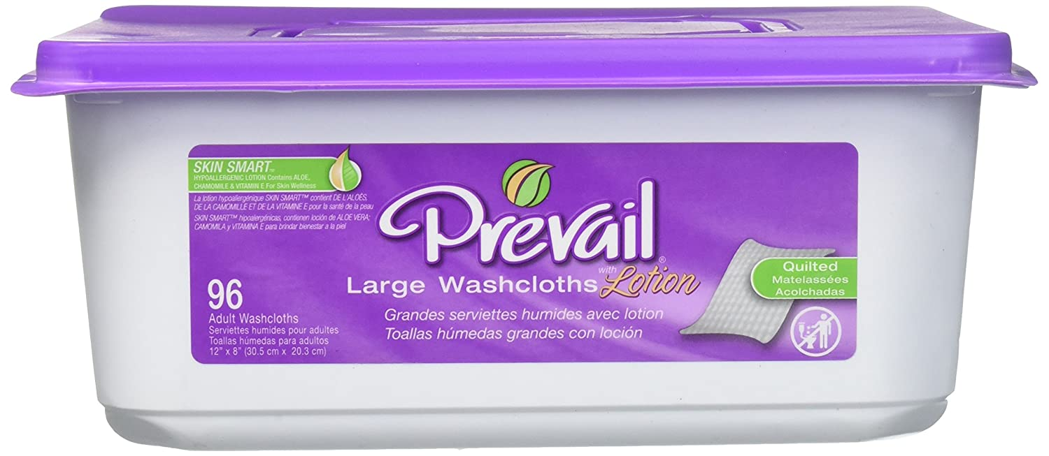 Amazon.com : MCK90103101 - Personal Wipe Prevail Tub Aloe Fresh Scent : Incontinence Cleansers And Deodorants : Beauty