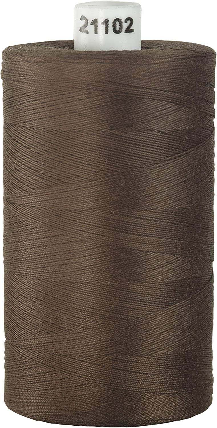 Connecting Threads 100/% Cotton Thread 1200 Yard Spool Natural
