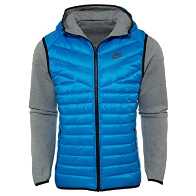 Amazon.com: Nike Tech – Chaqueta de forro polar Aeroloft ...