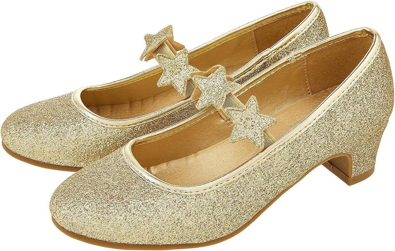 Glitter Star Flamenco Shoes