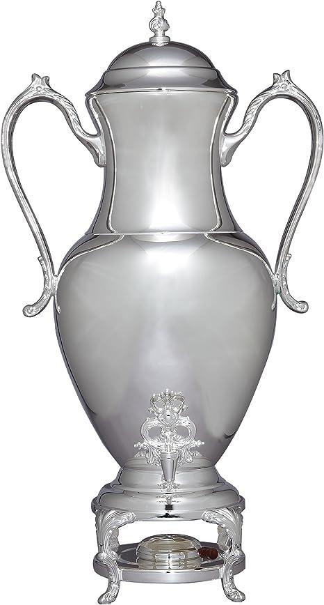Amazon Com Heim Concept 125 Cup Coffee Urn 590 Oz Kitchen Dining