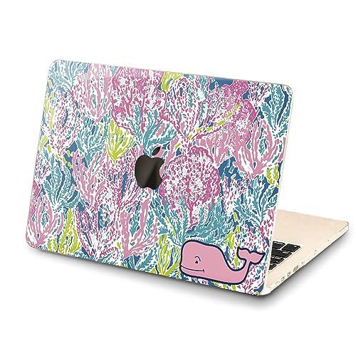 pretty nice b3d73 22259 Amazon.com: Lex Altern Stylish MacBook Air Case 13 inch Pro A1989 15 ...