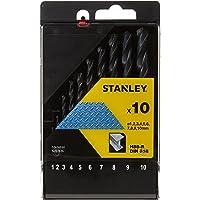 Stanley STA56030-QZ Cassette con 10 brocas HSS-R