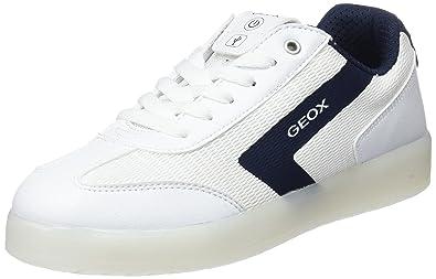 Geox J Kommodor B, Zapatillas para Niños: Amazon.es: Zapatos y complementos