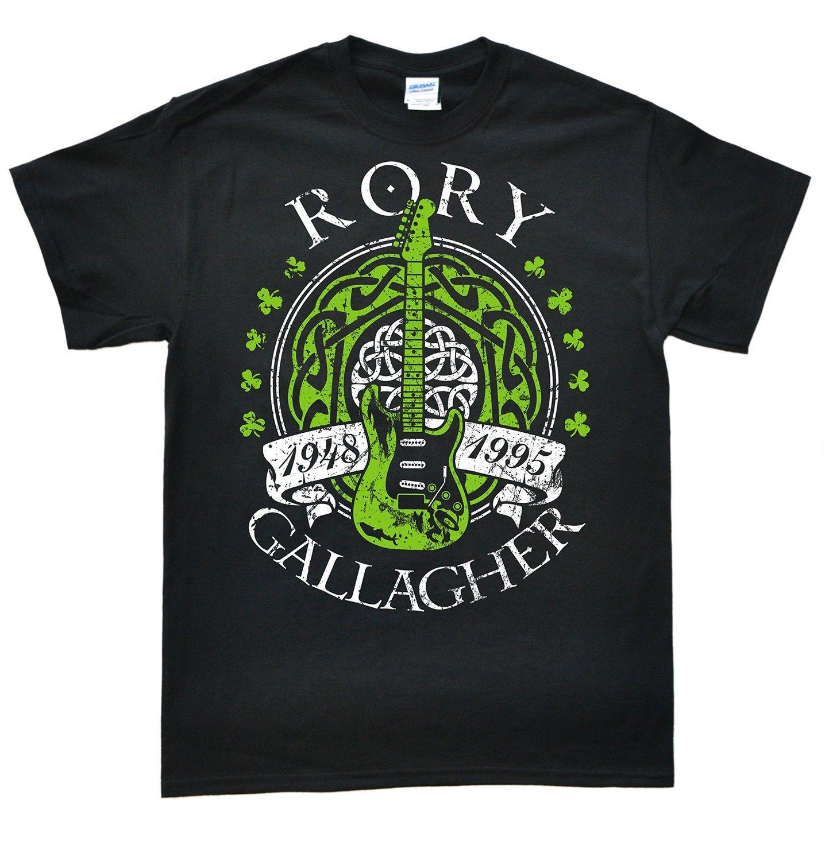 Arriasa S T Shirt Rory Gallagher Short Sleeve