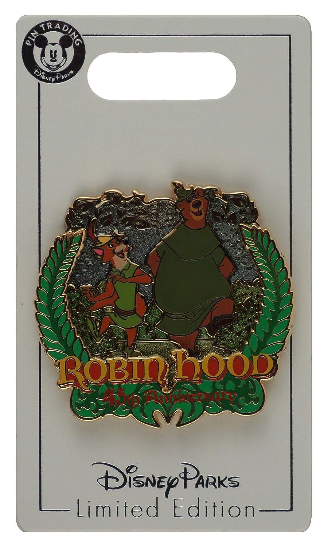 Disney Pin - Robin Hood 45th Anniversary - Robin and John