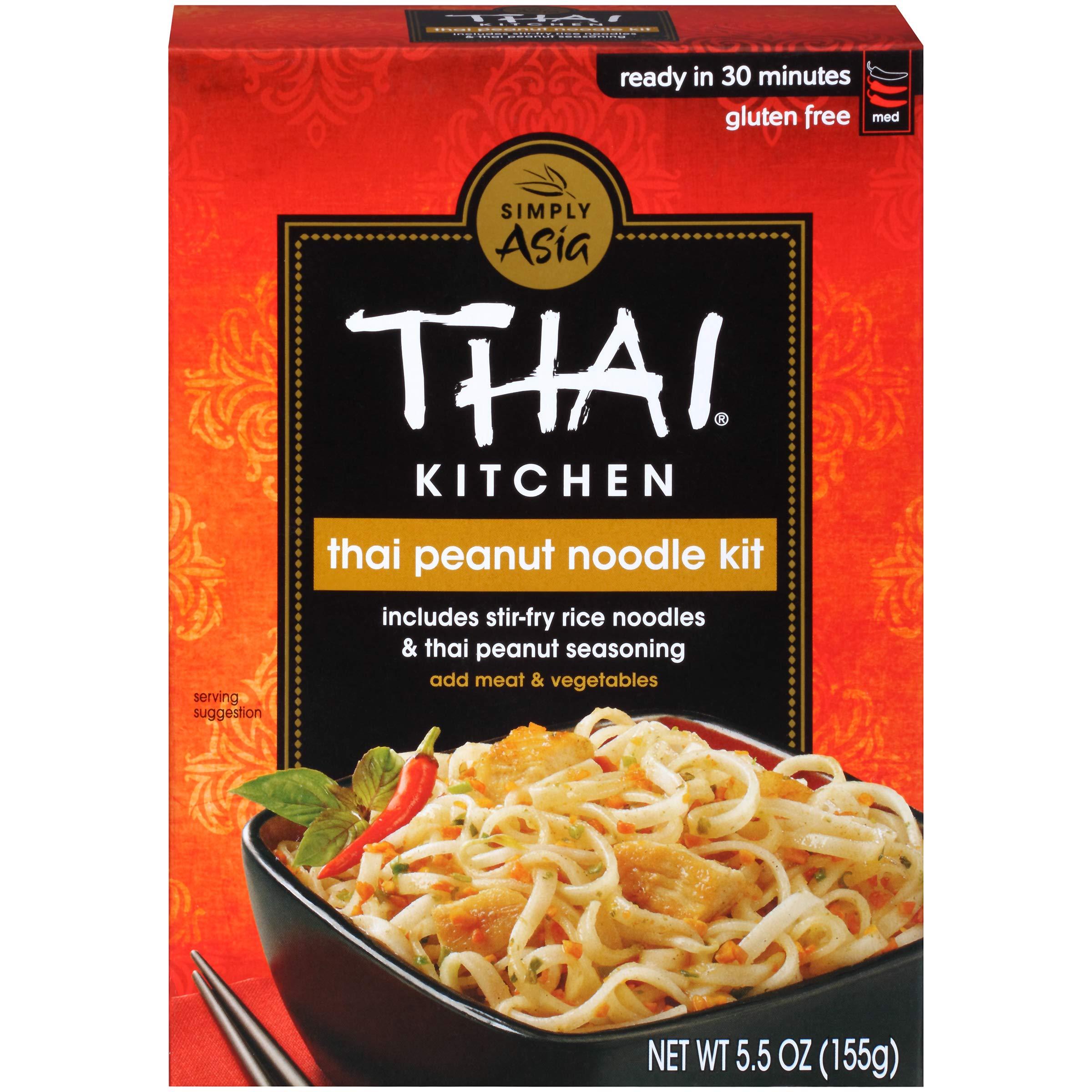 Amazon.com : Thai Kitchen Gluten Free Pad Thai Noodle Kit