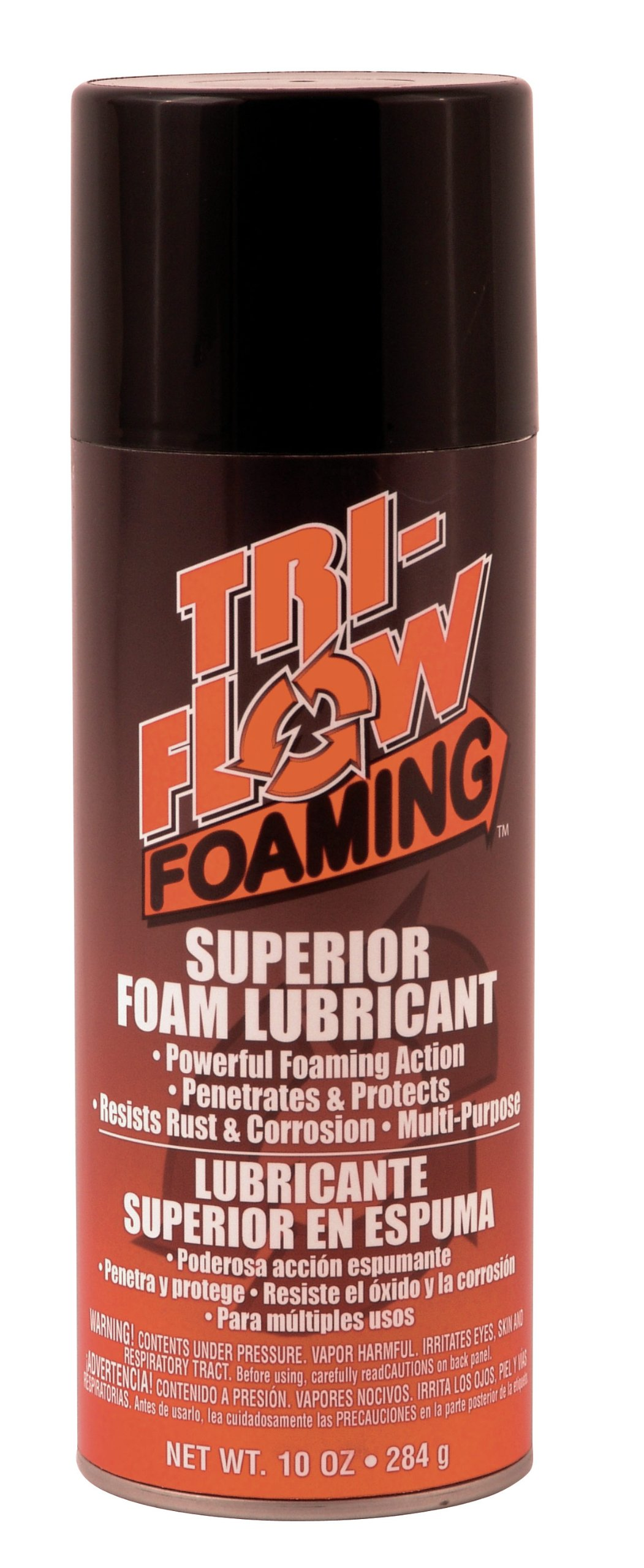 Tri-Flow TFF020015 Superior Foaming Lubricant - 10 oz. Aerosol