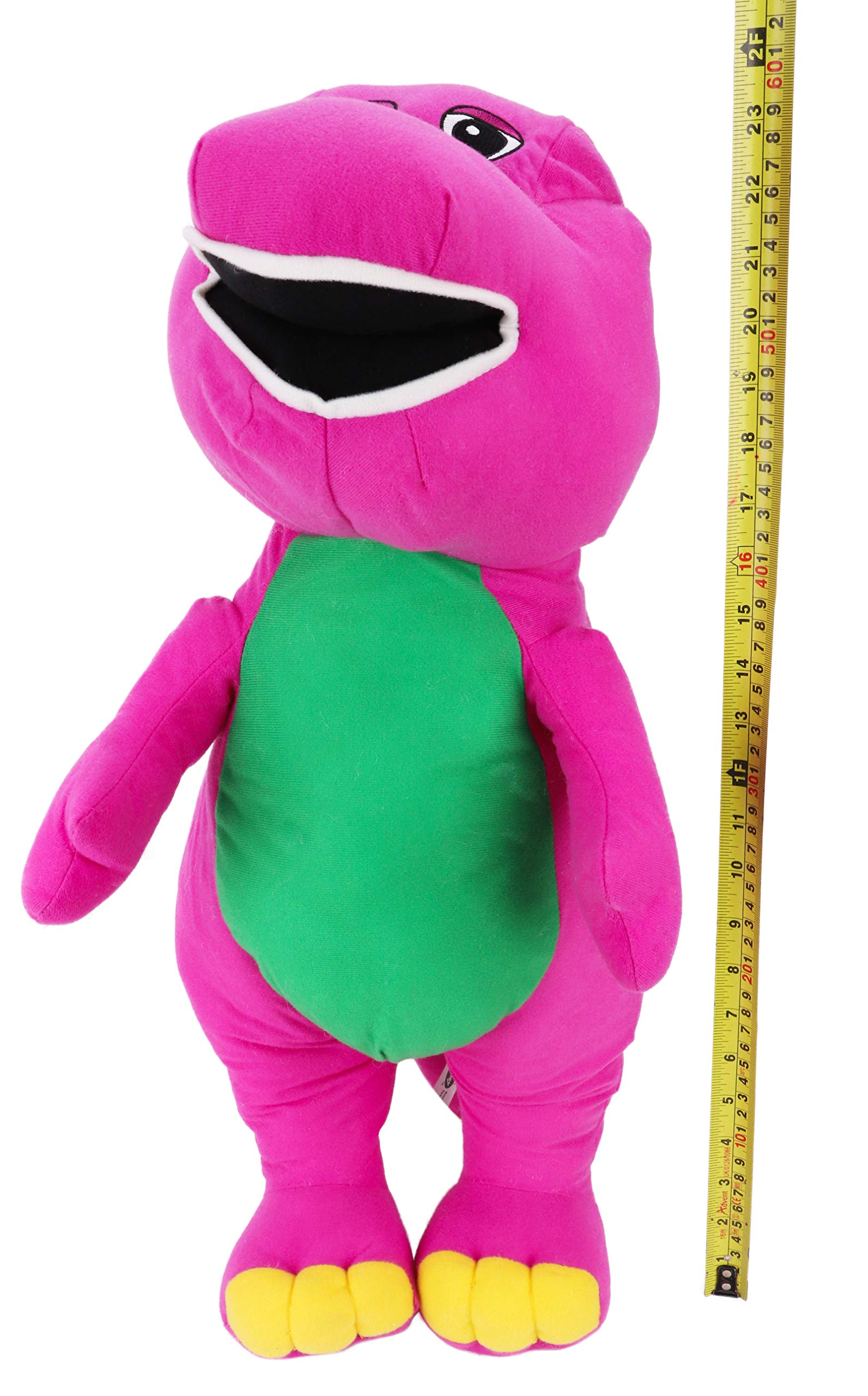 "Barney Barney & Friends - 24"" The Dinosaur Soft Plush Toy"