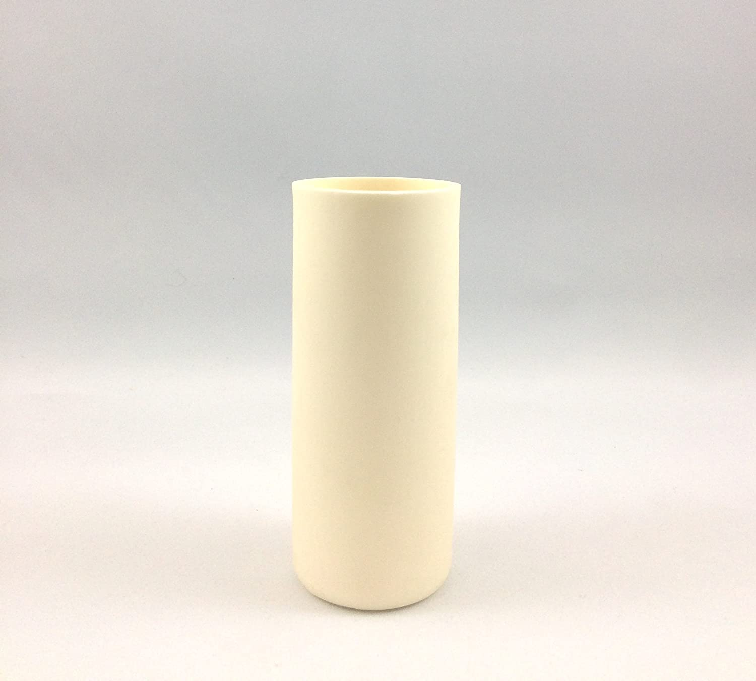 350 Gram Ceramic Alumina Crucible Cup Precious Metal Gold Silver Bronze Copper Brass Torch Melting Jewelry Casting