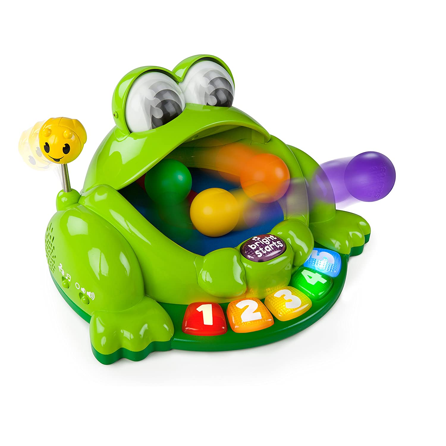 Bright Starts Pop and Giggle Pond Pal KidsII 10309