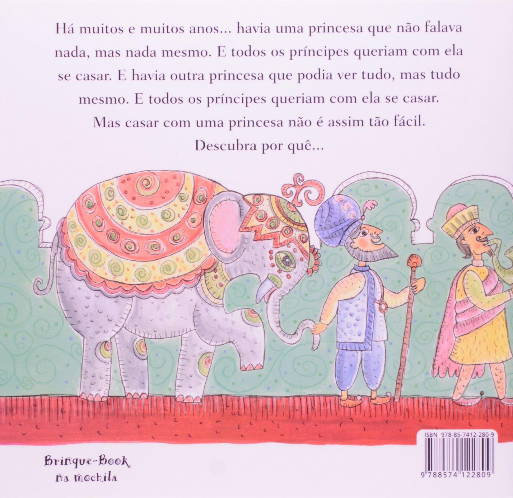 Duas Histórias de Príncipes e Princesas (Em Portuguese do Brasil): Rosane Pamplona: 9788574122809: Amazon.com: Books