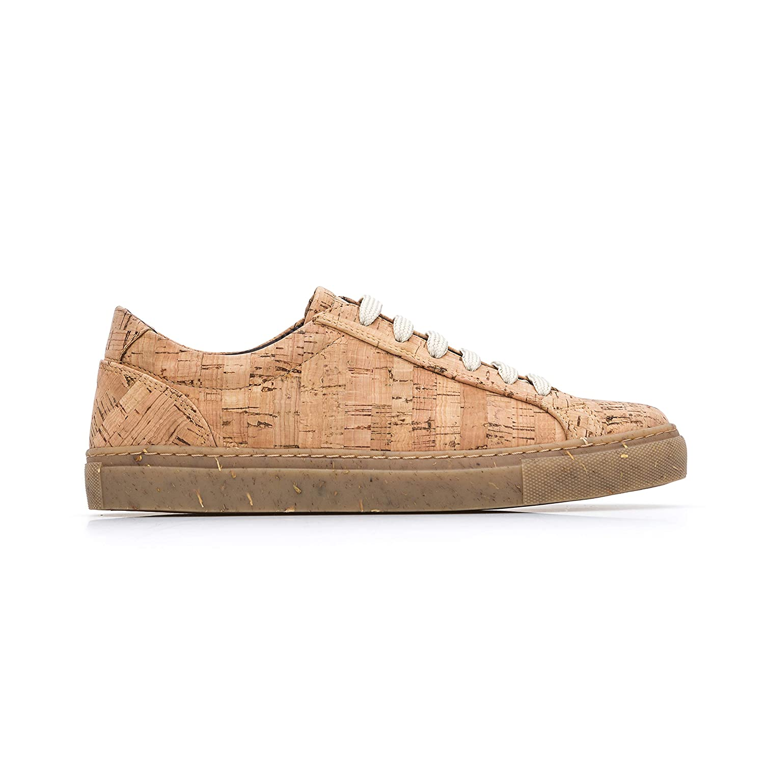 watch 5b86b 56033 Elijah Cork, Mens Vegan Cork Trainers UK Size 11: Amazon.co ...
