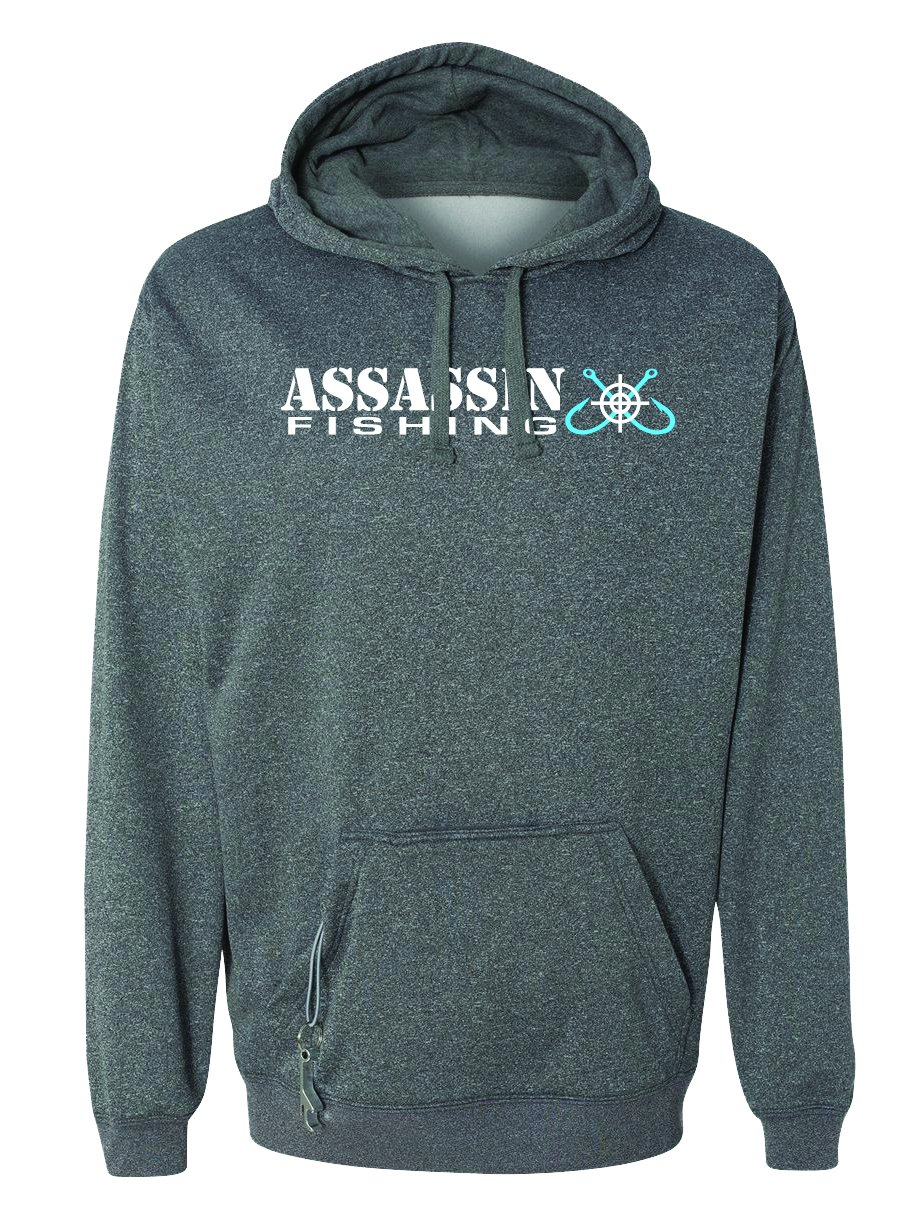 Assassin Angeln mskgryfishsignature Signature Hooded Sweatshirt