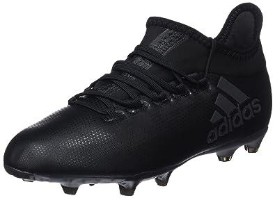 sneakers for cheap 4a071 5c5be adidas Unisex-Kinder X 17.1 FG Fußballschuhe Schwarz (NegbásSupcia 000) 32