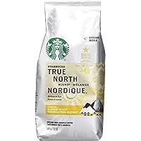 Starbucks True North Blend Blonde Ground Coffee, 340g Bag (Pack of 6)